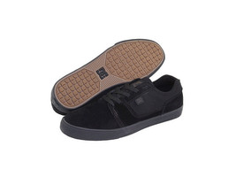Men's Dc Shoes Bristol Black W/ Black Sole Kicks Sneakers Shoes New $65 - $49.99