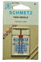 Schmetz Sewing Machine Twin Needle 1794 - $6.60