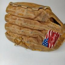 Rawlings Heritage Usa XFG135S 13.5Softball Glove Right Hand Throw Free Shipping - $78.21