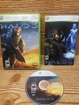 Halo 3 - Platinum Hits (Xbox 360, 2007) | Free Shipping | With Poster - ... - $13.09