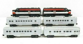 Lionel Lcca #1608W -RE-ISSUE - New Haven 209 Alco Aa Passenger SET- New - A2 - $459.62