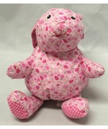 Mary Meyer Sweet Pea Pink Flower Bunny Rabbit Plush Stuffed Animal Lovey... - $9.85