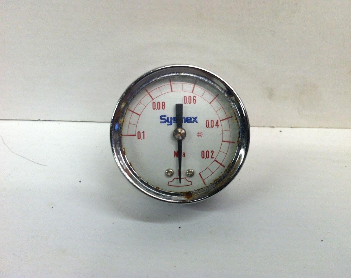 Hydraulics, Pneumatics, Pumps & Plumbing Usg 149756 0-2000 Psi Pressure Gauge Us