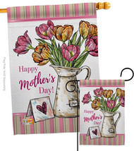 Mother Day Bouquet - Impressions Decorative Flags Set S115148-BO - $57.97