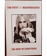 Tom Petty and the Heartbreakers The Best of Everything 11 x 17 Promo Pos... - $10.95