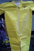 Dupont QC120S-SGL-XL QC120SYLXL001200 tychem coverall XL - $4.94