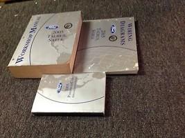 2005 Ford Toro & Mercury Sable Servizio Negozio Riparazione Manuale Set ... - $100.53