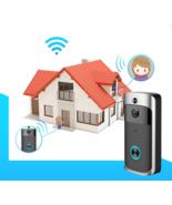 Wireless Video Camera Ringer Doorbell Ring - $82.00