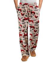 Men's Flannel Fleece Drawstring Sleep Lounge Pants Super Soft Pajama Bottoms image 6