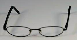 Fossil CODY Matte Black Metal Eyeglass Frames Designer Style Rx Eyewear - $11.85