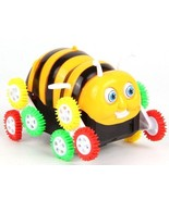 1pcs car toy rotates wheels 360 degree funny gifts colorful bee machine - $9.99