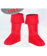 ADULT CAPTAIN AMERICA BOOT COVERS - $20.00