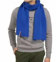Tommy Hilfiger Unisex AM0AM05423 Bufanda azul CKB - $35.58