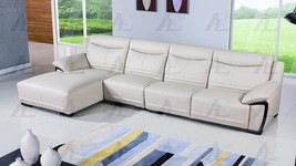 American Eagle EK-LB306-LG Light Gray Sofa Chaise Chair Set LHC G/Leathe... - $2,324.00