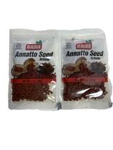 Badia ANNATTO SEED Achiote -  Gluten Free -  Kosher - 2 Bags - $5.44