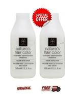 2x Apivita Nature's Hair Color Professional 30 Volume 2x150ml color deve... - $16.29