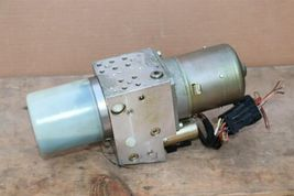 Mercedes W170 SLK320 SLK 430 Convertible Top Hydraulic Pump Motor A1708000030 image 4