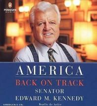 America Back on Track by Edward M. Kennedy (2006, CD, Abridged) - €14,28 EUR