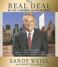 The Real Deal : My Life in Business... by Sandy Weill (2006, CD, Abridged) - €14,08 EUR