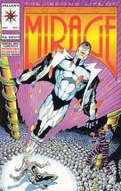 The Second Life of Doctor Mirage  Issue #1 Bob Layton - Valiant Comics 1993 - $3.99