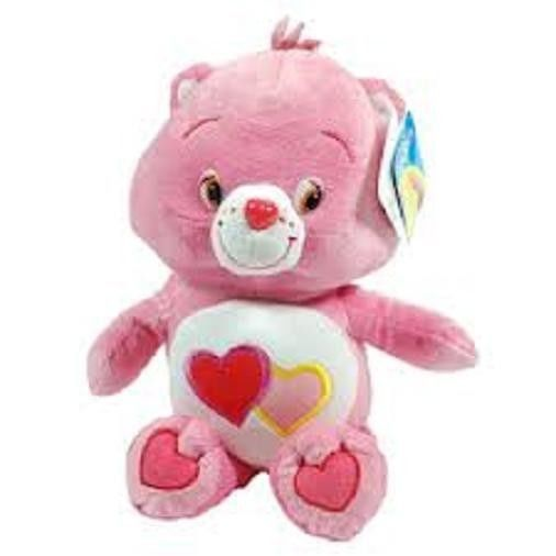 2002 20th Anniversary LOVE A LOT Care Bear 10