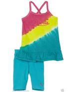 Puma Baby Girls Double Dip Dye 2 Pc Set Top/Leg, Sz. 12 Months. NWT.100%... - $17.99