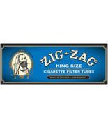 Zig Zag Regular King Size Tubes 5 Boxes 200 Cou... - $29.00