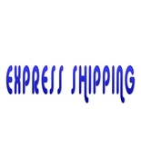 Rush Processing/Shipping - Handling is 2 days - Get Your Order Faster - $5.48