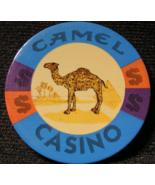 Camel Casino Poker Chip - (sku#2261) - $2.99