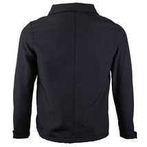 Men's Lightweight Athletic Water Resistant Windbreaker Slim Fit Jacket JERRY image 3