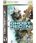 Tom Clancy's Ghost Recon: Advanced Warfighter  (Xbox 360, 2006) Mint Use... - $9.79
