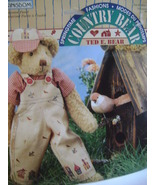 Daisy Kingdom Ted.E.Bear Kit - $10.00