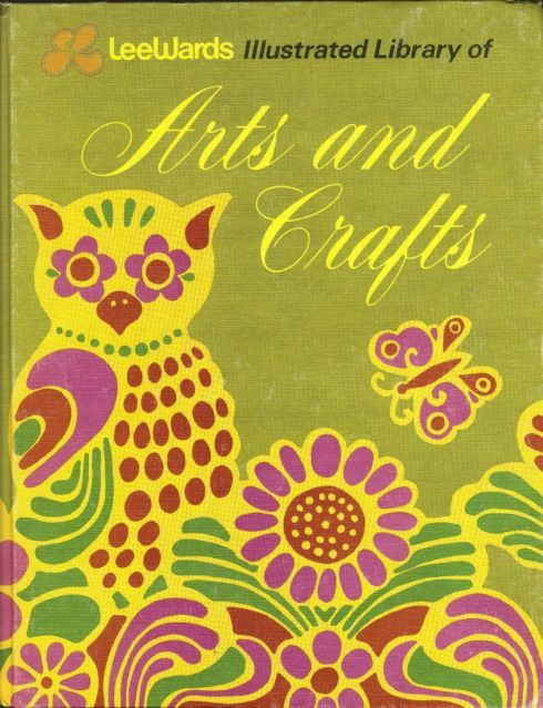 Lee Wards Illustrated Library Arts Crafts