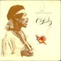 Jimi Hendrix Crash Landing Cd Polydor 847 263-2 W. Germany  - $36.00
