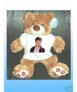 DOCTOR WHO DAVID TENNANT CUDDLY TEDDY BEAR - $15.99