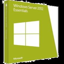 Windows Server 2012 Essentials Microsoft Key Code - $32.99