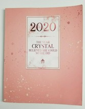 2020 The Year CRYSTAL Believed She Could So She Did NEW Planner Goals To... - $9.99