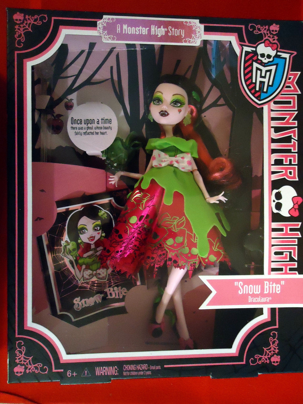 Monster High Bitte
