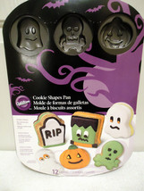 Wilton Halloween Cookie Mold with 12 cavities - ₨1,359.33 INR