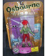 The Osbourne Family KELLY Talking Poseable Figure from 2002 - $19.96