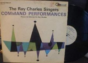 Ray Charles Singers - Command Performances - Command Records RS 876 SD