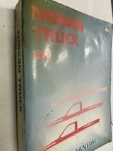 1993 Nissan Camion D21 Pick Dessus Service Réparation Atelier Manuel OEM - $99.47