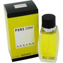 Azzaro Collection Pure Cedrat Cologne 2.6 Oz Eau De Toilette Spray image 4