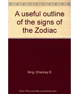 A Useful Outline of the Signs of the Zodiac by ... - $4.95