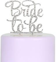 Bride To Be Wedding Cake Topper - Bridal Shower, Engagement, Bachelorett... - $26.64