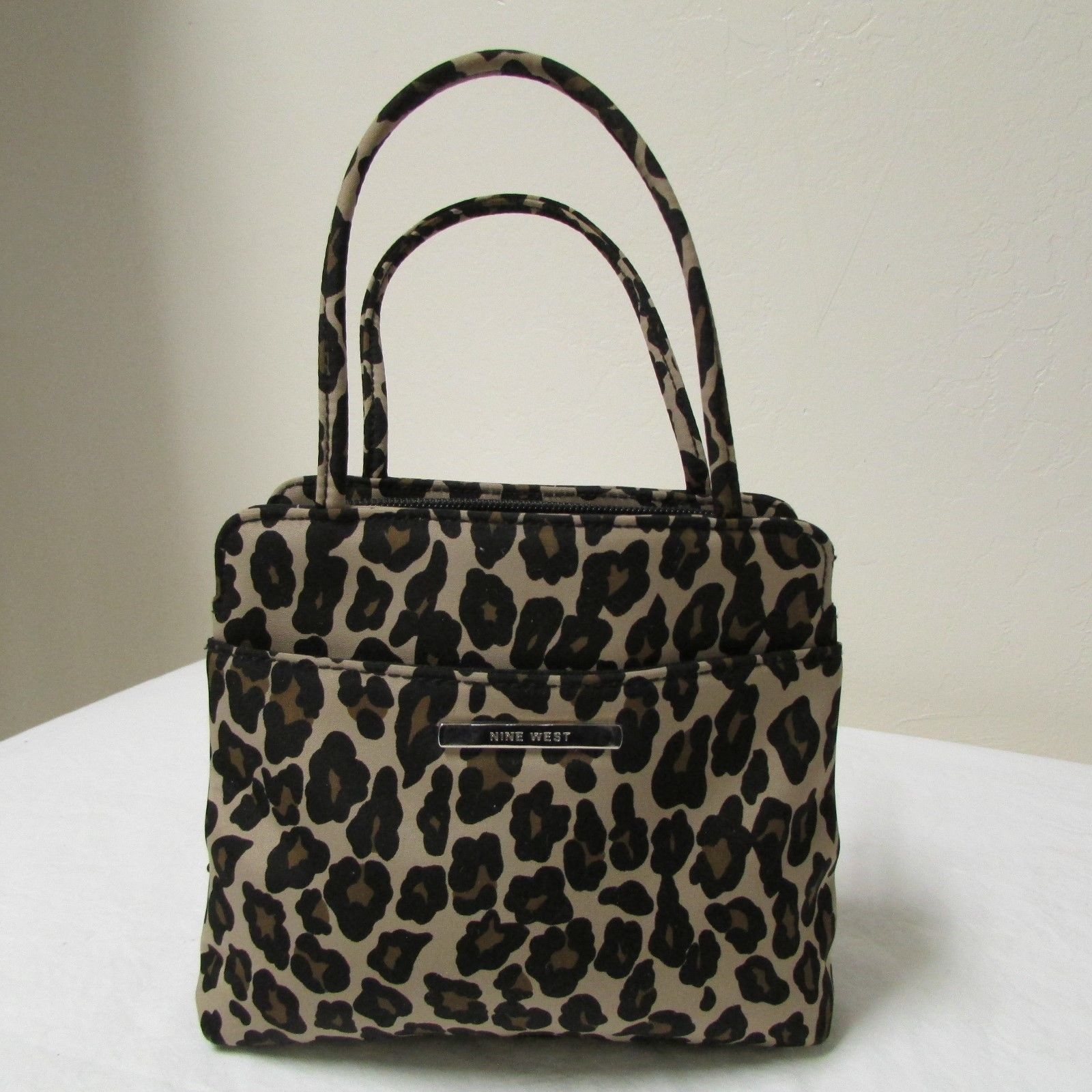 27526641f05f Nine West Leopard Print Small Clutch Evening and 50 similar items