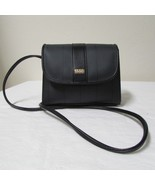 Liz Claiborne Small Navy Blue Crossbody Shoulder Handbag Purse - $20.00