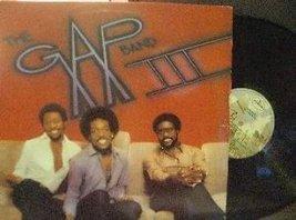 The Gap Band III - Mercury SRM-1-4003 - $4.00