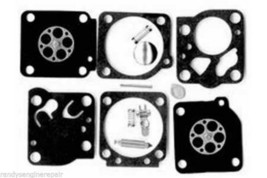 Carb Carburetor Rebuild Kit For Mcculloch 3505 3214 Homelite 38 40 Zama Rb 39 - $14.30