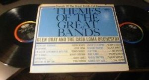 Glen Gray - Sounds of the Great Bands Vol. 6 - 2 LP's - Capitol Records T 1812
